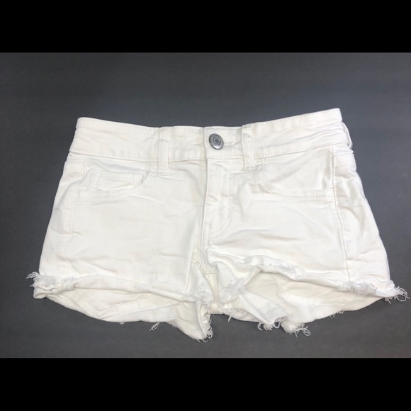 American Eagle Outfitters Pants - American Eagle Size 00 Midi Super Stretch Shorts